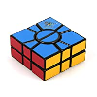 SUN-WAY Square One Speed Cube Two Layered SQ-1 Magic Cube Puzzle Toys Brain Teasers for Kids and Adults