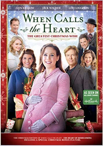 When Calls The Heart Christmas 2020 The Christmas Blessing Dvd Release Date Amazon.com: When Calls The Heart: The Greatest Christmas Wish (Oct