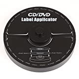 Merax B00NY4YA2I  EZ LABEL: CD / DVD Label Applicator (40mm Hole, CD / DVD Applicator)