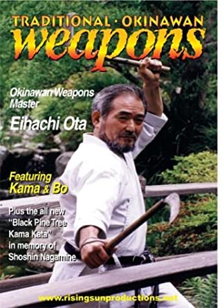 Traditional Okinawan Weapons D
