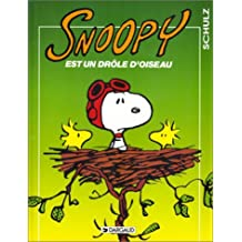 Snoopy 24 - drole d'oiseaux indispensables BD