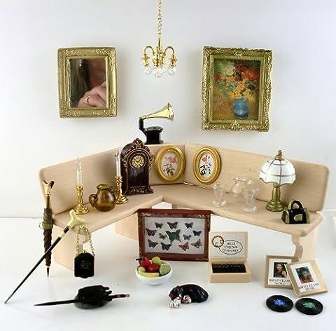 Vanity Fair Dolls House Living Room Mixed