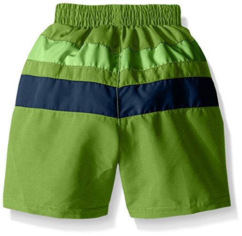 3d5b24de0fadc i play. Baby Boys' Colorblock Trunks with Built-In Reusable - Import ...