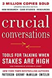 img - for Crucial Conversations Tools for Talking When Stakes Are High, Second Edition (Business Books) book / textbook / text book