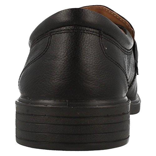 Padders - zapatilla baja hombre Negro - negro