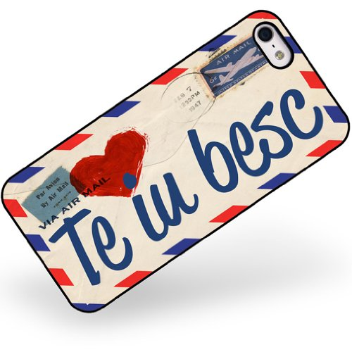 Rubber iphone Romanian Letter Romania product image