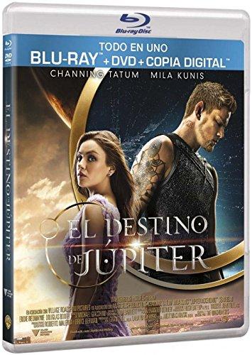 El Destino De Jupiter Tp Blu-Ray [Blu-ray]: Amazon.es