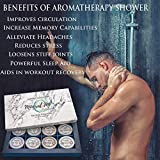 Shower Bombs Gift Set- 8 Aromatherapy Shower