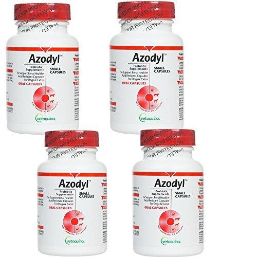 Azodyl 6-PACK (360 Capsules) By Vetoquinol