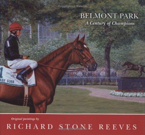 Download Belmont Park: A Century of Champions pdf