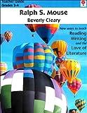 Ralph S. Mouse Teacher Guide, Novel Units, Inc., 1561371734