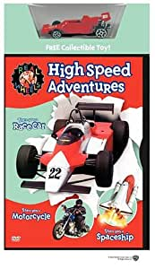 Real Wheels: High Speed [Import]