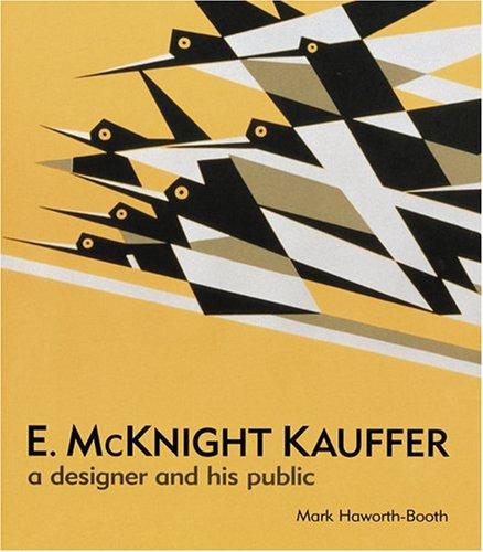 Download E. McKnight Kauffer: A Designer and His Public pdf epub