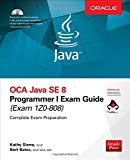 img - for OCA Java SE 8 Programmer I Exam Guide (Exams 1Z0-808) (Certification & Career - OMG) book / textbook / text book