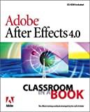 Adobe After Effects 4.0 Classroom in a Book
