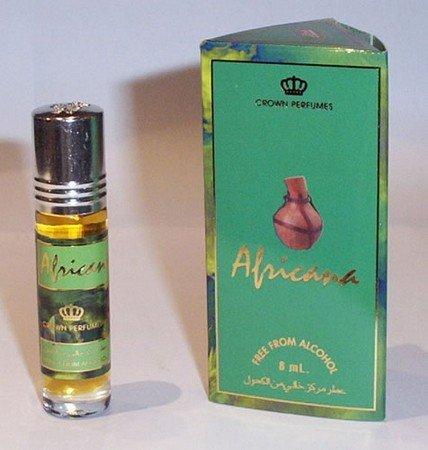 Africana - Perfume Oil by Al-Rehab (6ml) - 3 Pack
