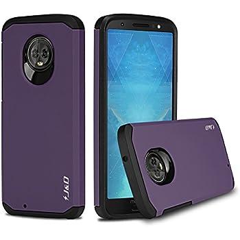 Amazon.com: Miubox Case for Motorola Moto G6,Heavy Duty ...
