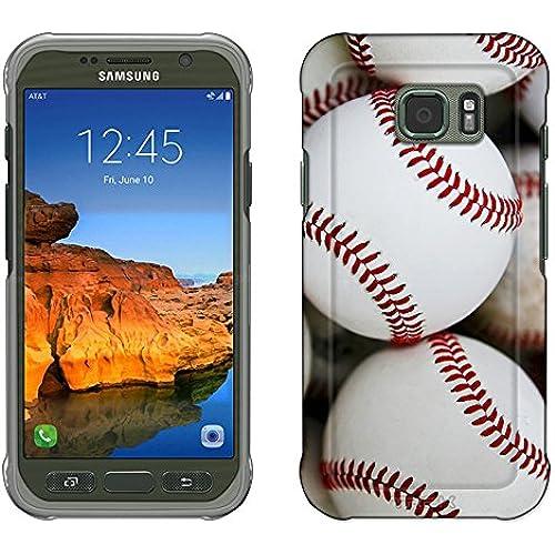 Samsung Galaxy S7 Active Case, Snap On Cover by Trek Baseballs Slim Case Sales