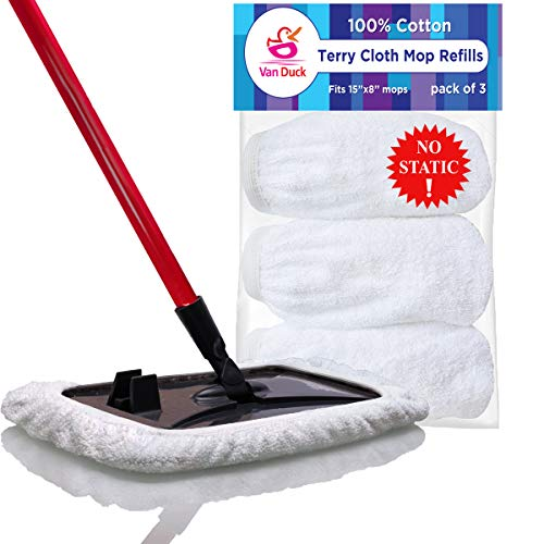 Dust Mop Refill - 6