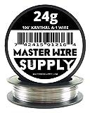 Kanthal A1 - 100' - 24 Gauge Resistance Wire