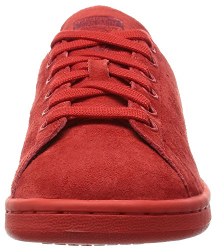 Red adidas Adulto Stan Unisex Power Red Red Scarpe Top Low Smith HUavPH