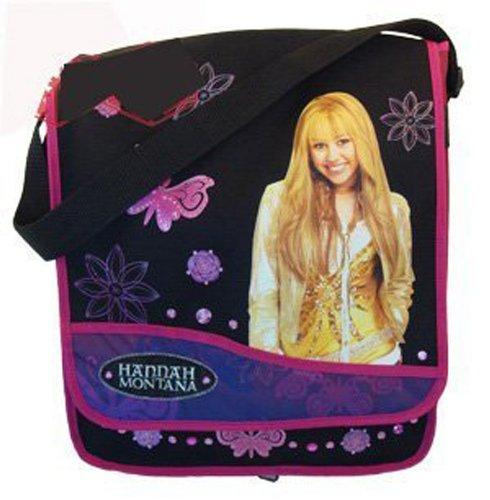 Hannah Montana Messenger Bag - Disney Hannah Montana Messenger Bag - Purple