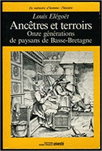 Amazon Fr Ancetres Et Terroirs Onze Generations De