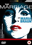 The Marriage Of Maria Braun [1978] [DVD]
