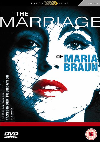 The Marriage Of Maria Braun [1978] [DVD] by Arrow Films