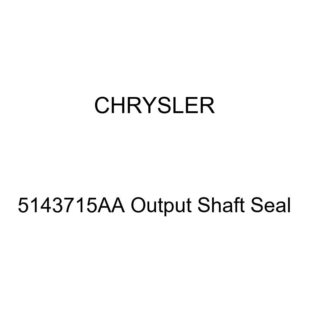 Genuine Chrysler 5143715AA Output Shaft Seal