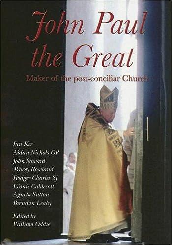 John Paul The Great Ian Ker 9781586171124 Amazon Books