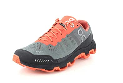 e18e436d05 On Running Women s Cloudventure Grey Lava Size 6.5