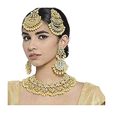 Ratna Indian Traditional 18k Gold Plated Exclusive Pakistani Women