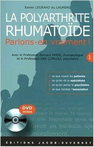 Amazon.fr - POLYARTHRITE RHUMATOIDE - XAVIER LEGRAND DU LAURENS ...