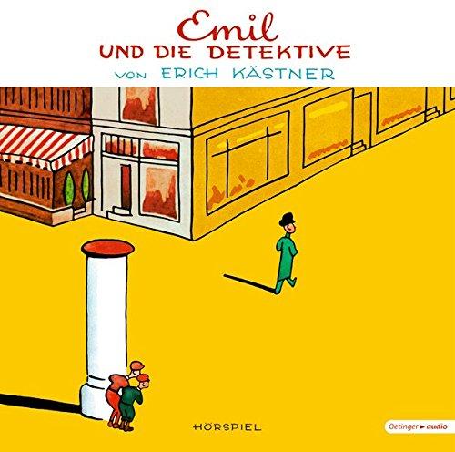 Emil und die Detektive - Vinyl-Ausgabe (Schallplatte): Hörspiel, ca. 51 min