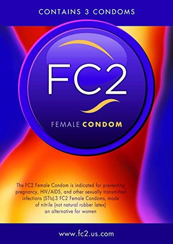 FC2 Female Condom by Female Health Company-9 bulk condoms