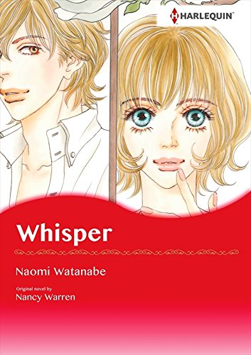Whisper: Harlequin comics