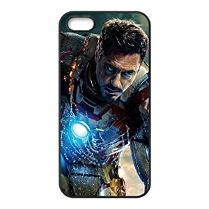QWSPY Robert Downey Jr For SamSung Galaxy S4 Mini Phone Case Cover [Pattern]