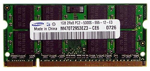 Samsung 1GB 667MHz DDR2 PC2-5300S M470T2953EZ3-CE6 ()