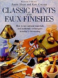 Classic paints & faux finishes