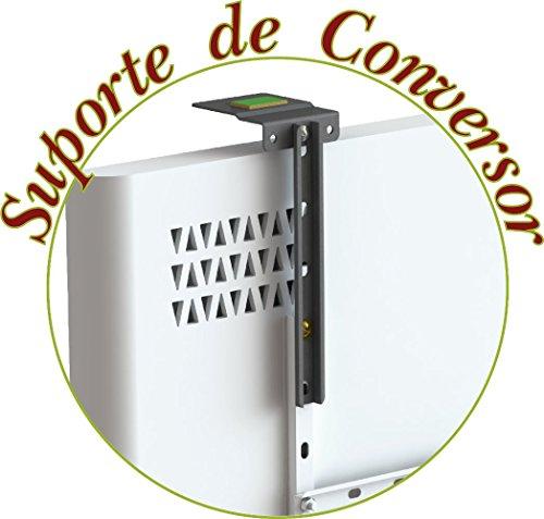 Suporte para Conversor, Receptor ou Decodificador de TV - MFBAN1