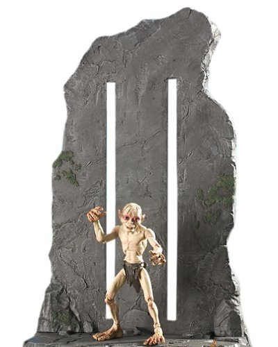 (Lord of the Rings: Return of the King Super Poseable Gollum Action Figure)