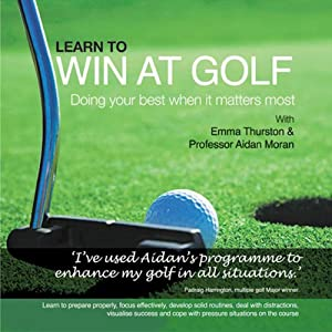 Learn to Win at Golf Audiobook
