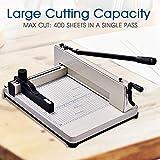 Giantex Guillotine Paper Cutter, Heavy Duty A3