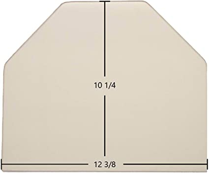Consolidated Dutchwest Large #2461 Door Glass 700-1161