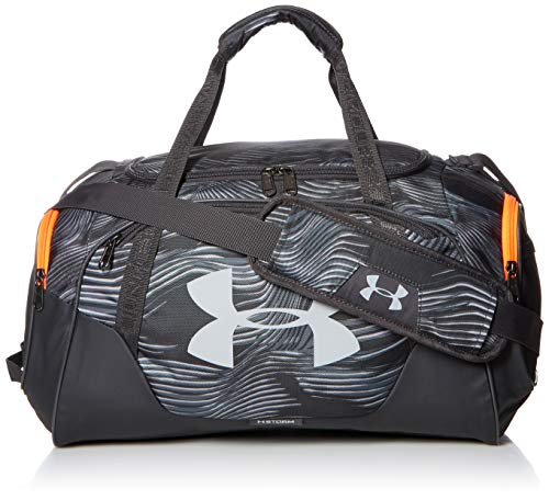 Under Armour Undeniable 3.0 Extra Small Duffle Bag, Pitch Gray//Mod Gray, One Size Fits ()