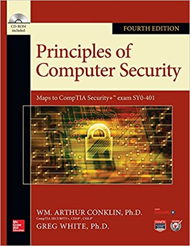 Principles of Computer Security, Fourth Edition (Official