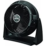 Lasko 3635 Air Flexor 3-Speed Fan, Black