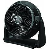 Lasko 3635 Air Flexor 3-Speed Fan, Black