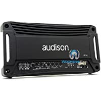 SR 1DK - Audison Monoblock 1200W RMS Power Amplifier with Crossover by Audison